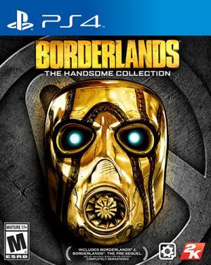 Echanger le jeu Borderlands : the handsome collection sur PS4