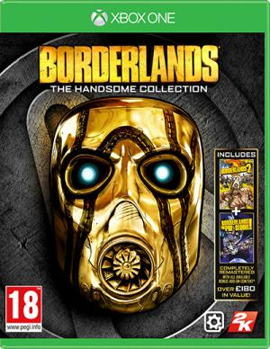 Echanger le jeu Borderlands : the handsome collection sur Xbox One