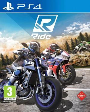 Echanger le jeu Ride sur PS4