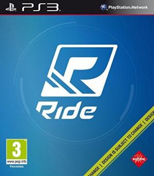 Echanger le jeu Ride sur PS3