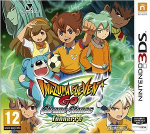 Echanger le jeu Inazuma Eleven Go : chrono stones tonnerre sur 3DS