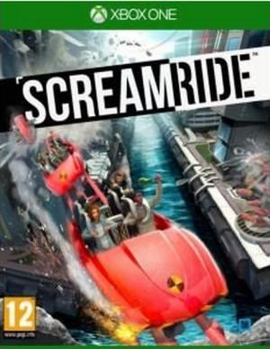 Echanger le jeu ScreamRide sur Xbox One