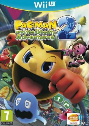 Echanger le jeu Pac-Man & les aventures de fantômes 2 sur Wii U