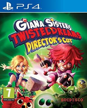 Echanger le jeu Giana Sisters : Twisted Dreams - Director's Cut sur PS4