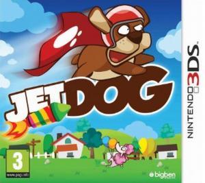 Echanger le jeu Jet Dog sur 3DS