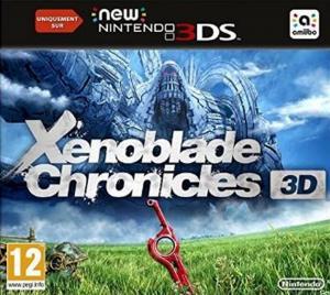 Echanger le jeu Xenoblade Chronicles 3D (Exclusivement sur New 3DS) sur 3DS