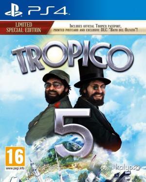 Echanger le jeu Tropico 5 - edition day one sur PS4