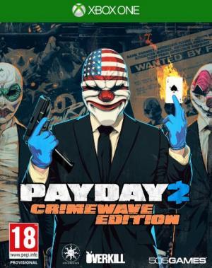 Echanger le jeu PayDay 2 sur Xbox One