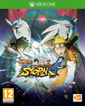 Echanger le jeu Naruto Shippuden Ultimate Ninja Storm 4 sur Xbox One