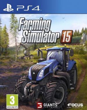 Echanger le jeu Farming Simulator 15 sur PS4