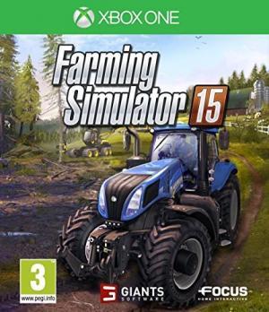 Echanger le jeu Farming Simulator 15 sur Xbox One