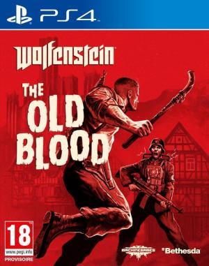 Echanger le jeu Wolfenstein : The Old Blood sur PS4