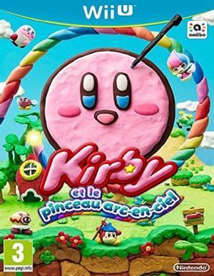 Echanger le jeu Kirby et le Pinceau Arc-en-ciel sur Wii U