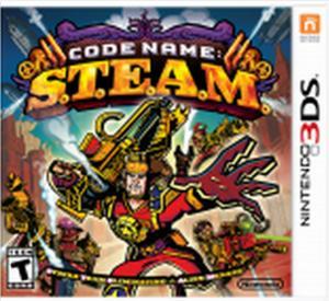 Echanger le jeu Code Name : S.T.E.A.M. sur 3DS
