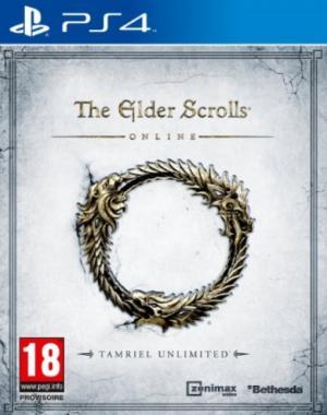 Echanger le jeu The Elder Scrolls Online : Tamriel Unlimited (Ps+ requis) sur PS4