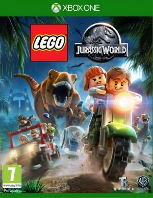 Echanger le jeu Lego Jurassic World sur Xbox One