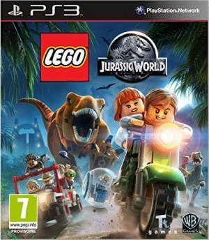 Echanger le jeu Lego Jurassic World sur PS3