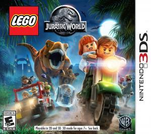 Echanger le jeu Lego Jurassic World sur 3DS