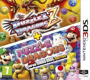Echanger le jeu Puzzle & Dragons Z + Puzzle Dragons Super Mario Bros. edition sur 3DS