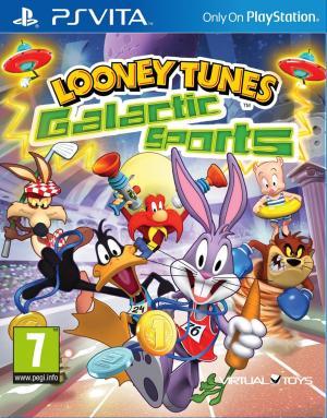Echanger le jeu Looney Tunes : Galactic Games sur PS Vita