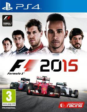 Echanger le jeu F1 2015 sur PS4