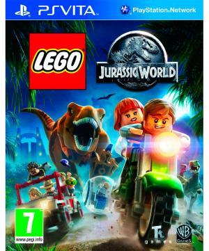 Echanger le jeu Lego Jurassic World sur PS Vita