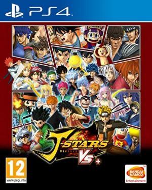 Echanger le jeu J-Stars Victory VS sur PS4