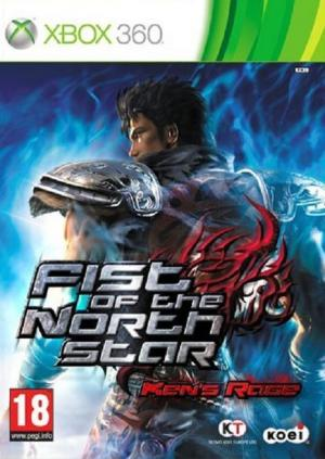 Fist of the North Star, Ken's rage