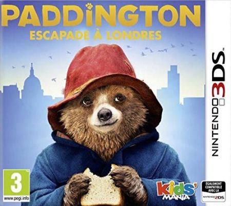 Echanger le jeu Paddington : Escapades à Londres sur 3DS