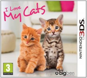 Echanger le jeu I Love My Cats sur 3DS