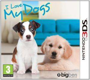 Echanger le jeu I Love My Dogs sur 3DS