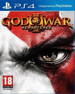 Echanger le jeu God Of War 3 HD Remastered sur PS4