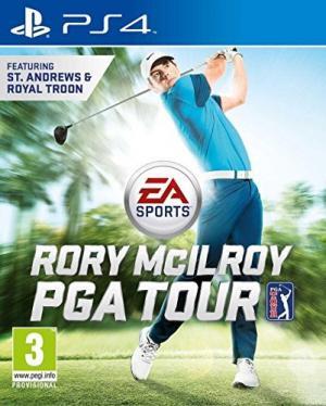 Echanger le jeu Rory Mcilroy PGA Tour sur PS4