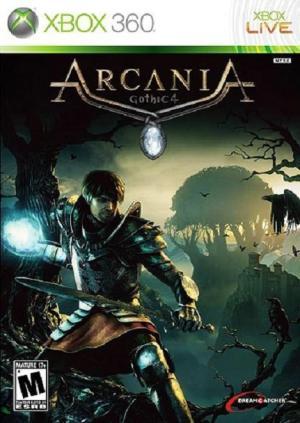 Echanger le jeu Arcania Gothic 4 sur Xbox 360