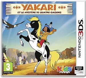 Echanger le jeu Yakari : le mystere des quatre saisons sur 3DS