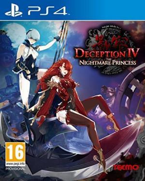 Echanger le jeu Deception IV : the nightmare princess sur PS4