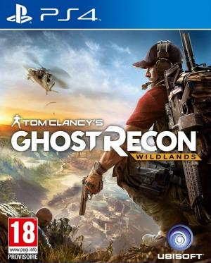 Echanger le jeu Ghost Recon : Wildlands sur PS4