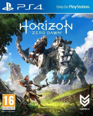Echanger le jeu Horizon : Zero Dawn sur PS4