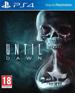 Echanger le jeu Until Dawn sur PS4