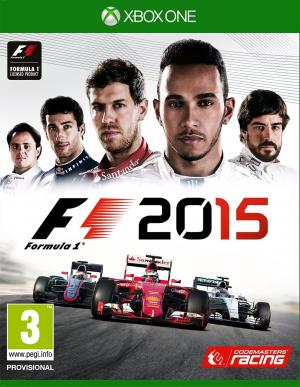 Echanger le jeu F1 2015 sur Xbox One