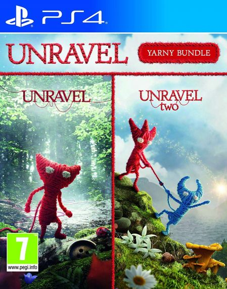 Echanger le jeu Unravel / Unravel Two - Yarny Bundle sur PS4