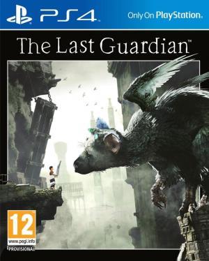 Echanger le jeu The Last Guardian sur PS4