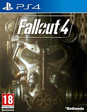 Echanger le jeu Fallout 4 sur PS4