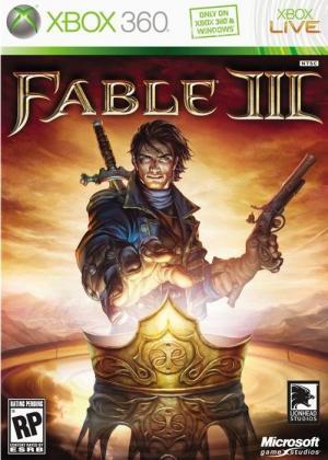 Echanger le jeu Fable III sur Xbox 360