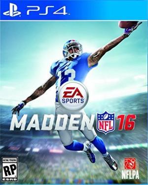 Echanger le jeu Madden NFL 16 sur PS4