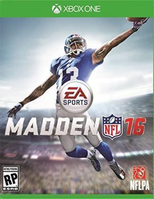 Echanger le jeu Madden NFL 16 sur Xbox One