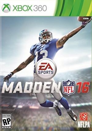 Echanger le jeu Madden NFL 16 sur Xbox 360