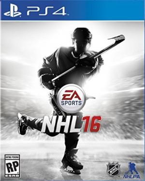 Echanger le jeu NHL 16 sur PS4