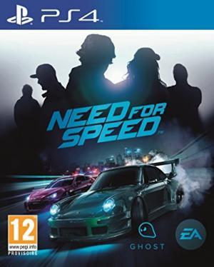 Echanger le jeu Need for Speed sur PS4