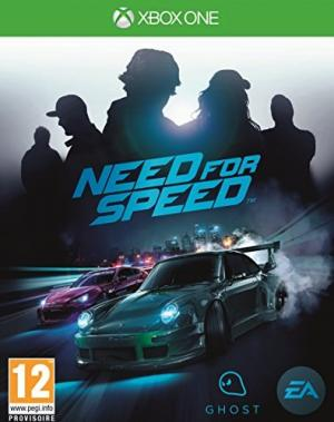 Echanger le jeu Need for Speed sur Xbox One
